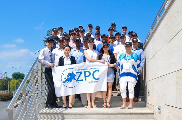 Conférence européenne ZW3D ZPC 2018