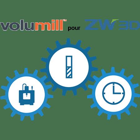 Volumill™ dans ZW3D