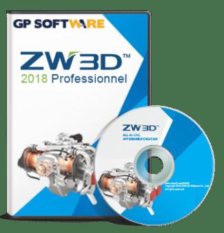 ZW3D professionnel