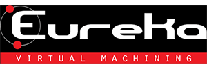 Eureka Logo du logiciel Eureka VIRTUAL MACHINING