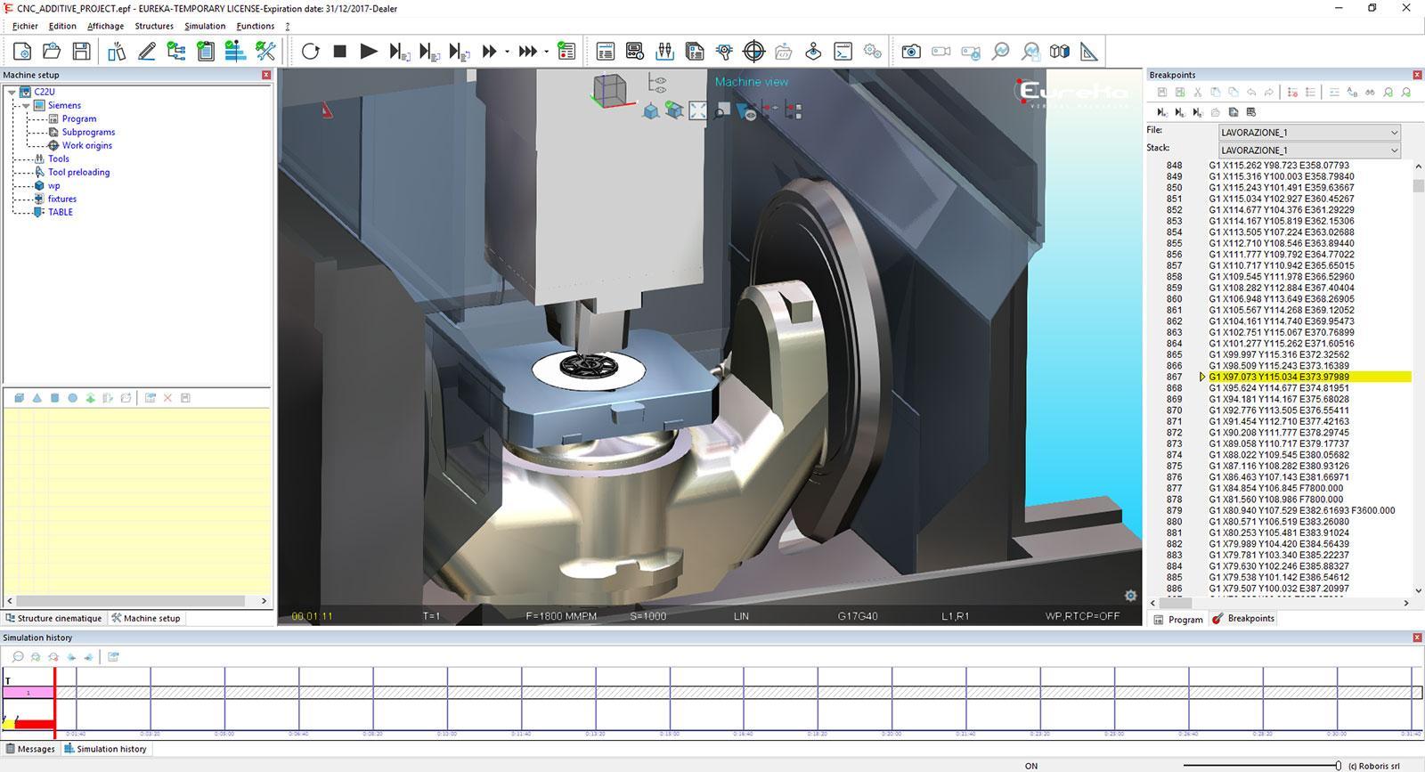 Eureka Impression 3D